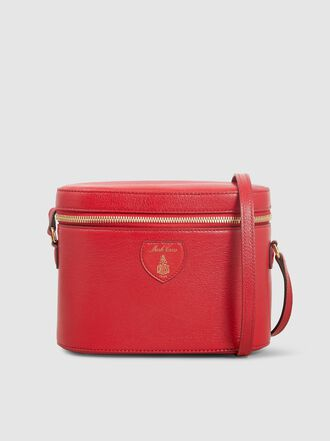 MARK CROSS - Ginny Leather Cross-Body Satchel