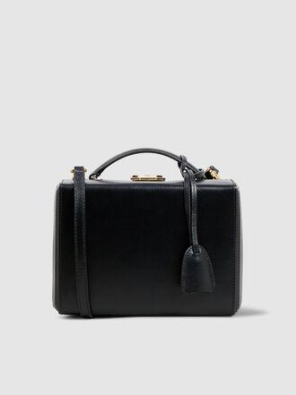 MARK CROSS - Grace Small Leather Box Bag