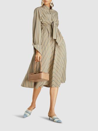 Rejina Pyo - Olivia Croc-Effect Vegan Leather Bag