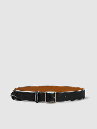 Golden Goose Deluxe Brand - Equipage Leather Belt