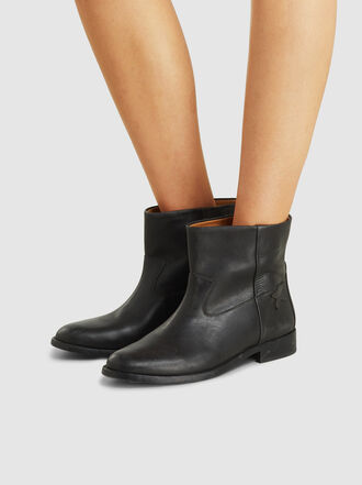 Golden Goose Deluxe Brand - King Leather Ankle Boots
