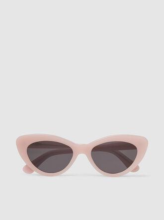 Illesteva - Pamela Cat Eye Acetate Sunglasses