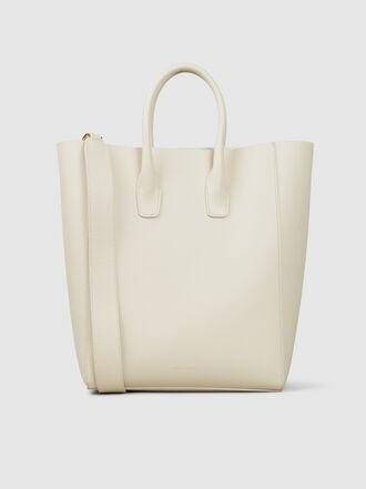 Mansur Gavriel - Large Pebbled Leather Tote Bag