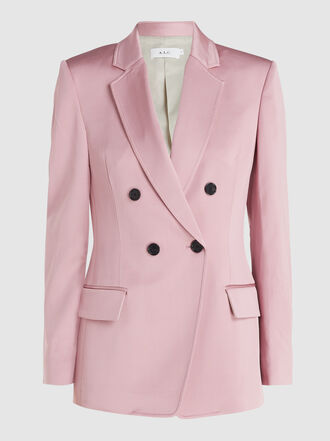 A.L.C. - Sedgewick Long Sleeve Tailored Blazer