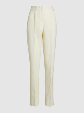 Giuliva Heritage Collection - Dorothea Smoking Wool Trousers