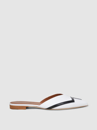 Malone Souliers - Amelie Leather Mules