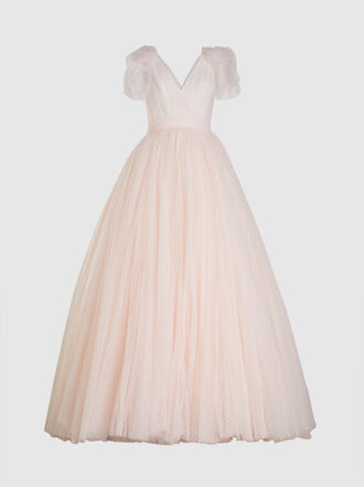 Jenny Packham - Miriam Flared Tulle Gown