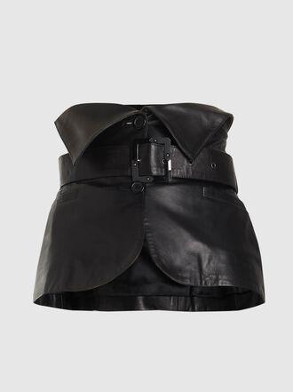 Ecaille - Leather Jacket Belt