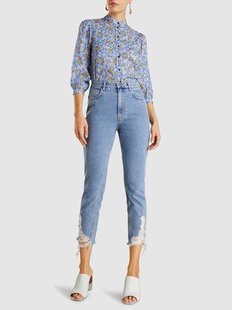 M.i.h Jeans - Mimi Cropped Vintage Jeans