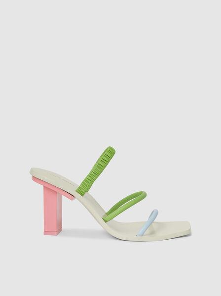 Cult Gaia - Kaia Leather Sandals