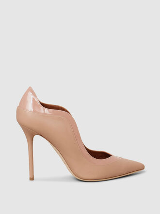 Malone Souliers - Penelope Leather Pumps