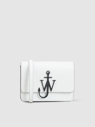JW Anderson - Mini Logo Leather Shoulder Bag