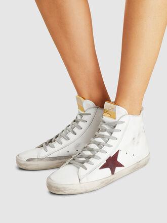 Golden Goose Deluxe Brand - Francy High-Top Sneakers