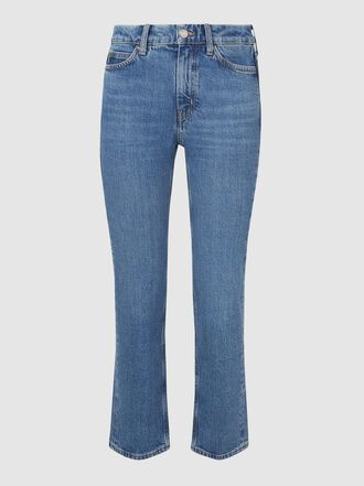 M.i.h Jeans - Daily Cropped Straight-Leg Jeans