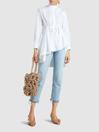 Palmer//Harding - Asymmetric Cotton Shirt