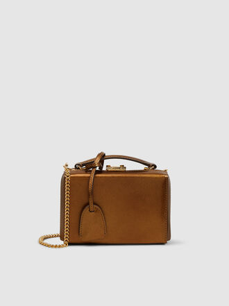 MARK CROSS - Grace Mini Leather Box Bag