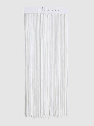 Rachel Comey - Spaghetti Fringe Silk Belt