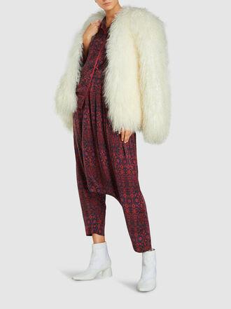 muzungu sisters - Joon Shearling Coat