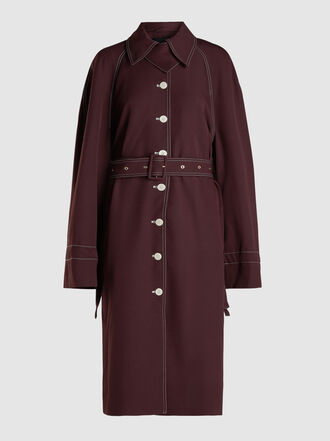 Stine Goya - Flo Belted Trench Coat