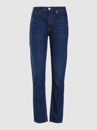 RE/DONE - Academy Fit High-Rise Jeans