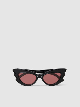 Pared - Stargazers Cat-Eye Acetate Sunglasses