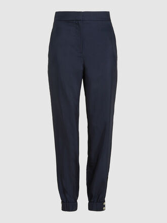 Tibi - Silky Jogging Trousers