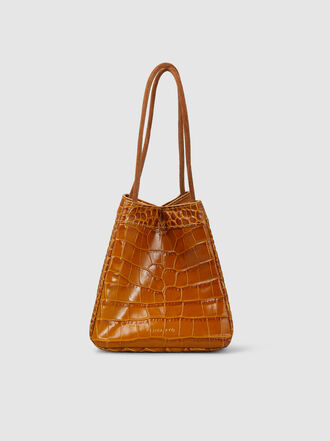 Rejina Pyo - Rita Croc-Effect Leather Tote