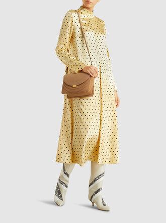 Stine Goya - Millie Polka Dot Midi Dress