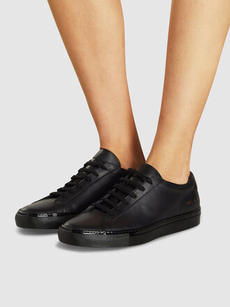Common Projects - Achilles Low-Top Leather Sneakers