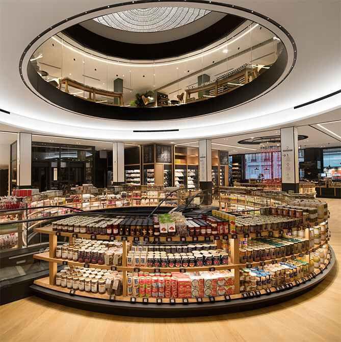 histoire magasins rive droite grande épicerie