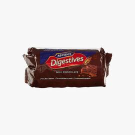 Milk chocolate biscuits MC Vitie's