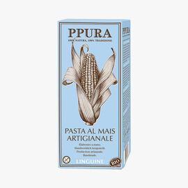 Organic corn linguine Ppura