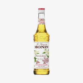 Elderflower cordial Monin
