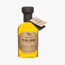 Extra virgin olive oil with white truffle flavour Artisan de la truffe