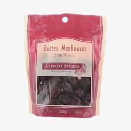 Soft pitted dates Albert Ménès