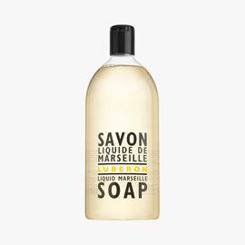 Luberon liquid Marseille soap refill Compagnie de Provence