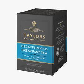 Decaffeinated tea - 20 teabags Taylor's of Harrogate