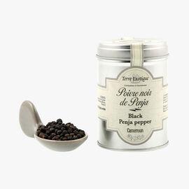 Penja black pepper Terre Exotique