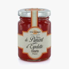 Espelette chili jelly Terre Exotique
