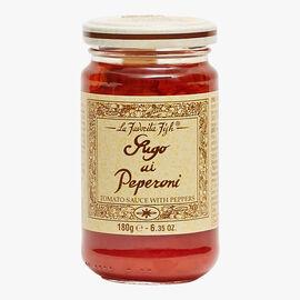Pepper sauce La Favorita
