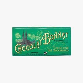 Real del Xoconuzco chocolate  Bonnat