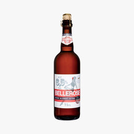 Bellerose Extra Blond Beer Bellerose