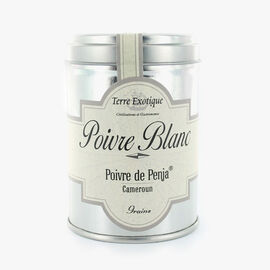 Penja white pepper Terre Exotique