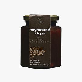 Date and almond jam Mymouné