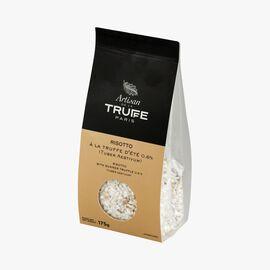 Summer truffle risotto Artisan de la truffe