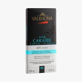 Dark cooking chocolate (66 % minimum cocoa, pure cocoa butter) Valrhona