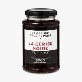 French black cherry fruit spread La Grande Épicerie de Paris
