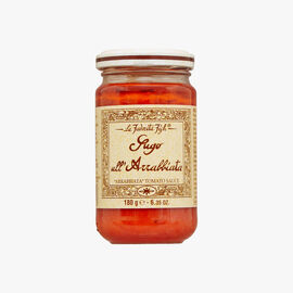 Arrabbiata tomato sauce La Favorita