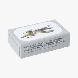 Small sardines in extra virgin olive oil José Gourmet