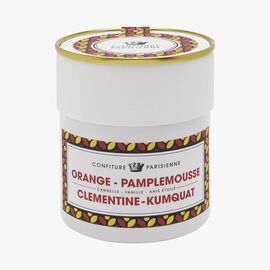 Orange, grapefruit, clementine and kumquat Confiture Parisienne